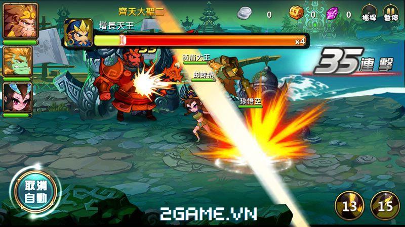 Thần Tiên Đạo sở hữu lối chơi nhập vai kết hợp chiến thuật độc đáo 8