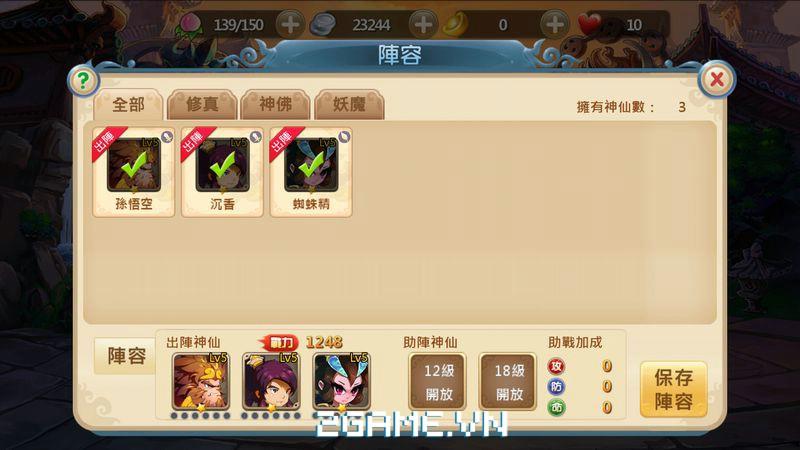 Thần Tiên Đạo sở hữu lối chơi nhập vai kết hợp chiến thuật độc đáo 4