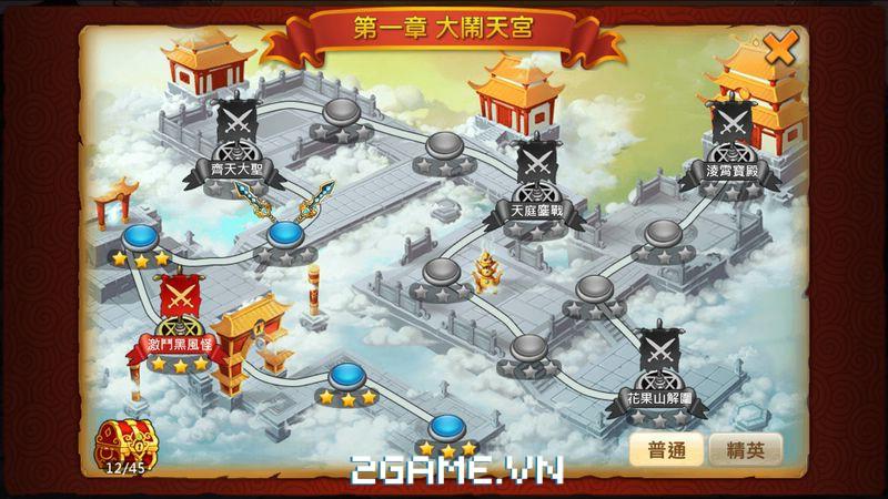 Thần Tiên Đạo sở hữu lối chơi nhập vai kết hợp chiến thuật độc đáo 5