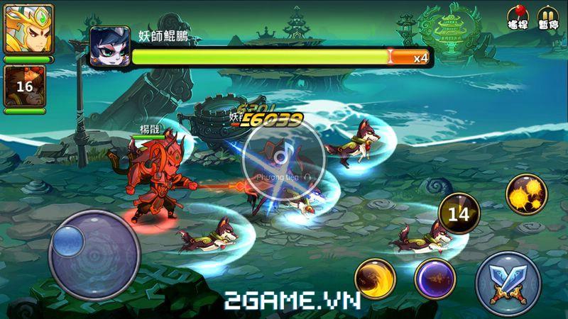 Thần Tiên Đạo sở hữu lối chơi nhập vai kết hợp chiến thuật độc đáo 7