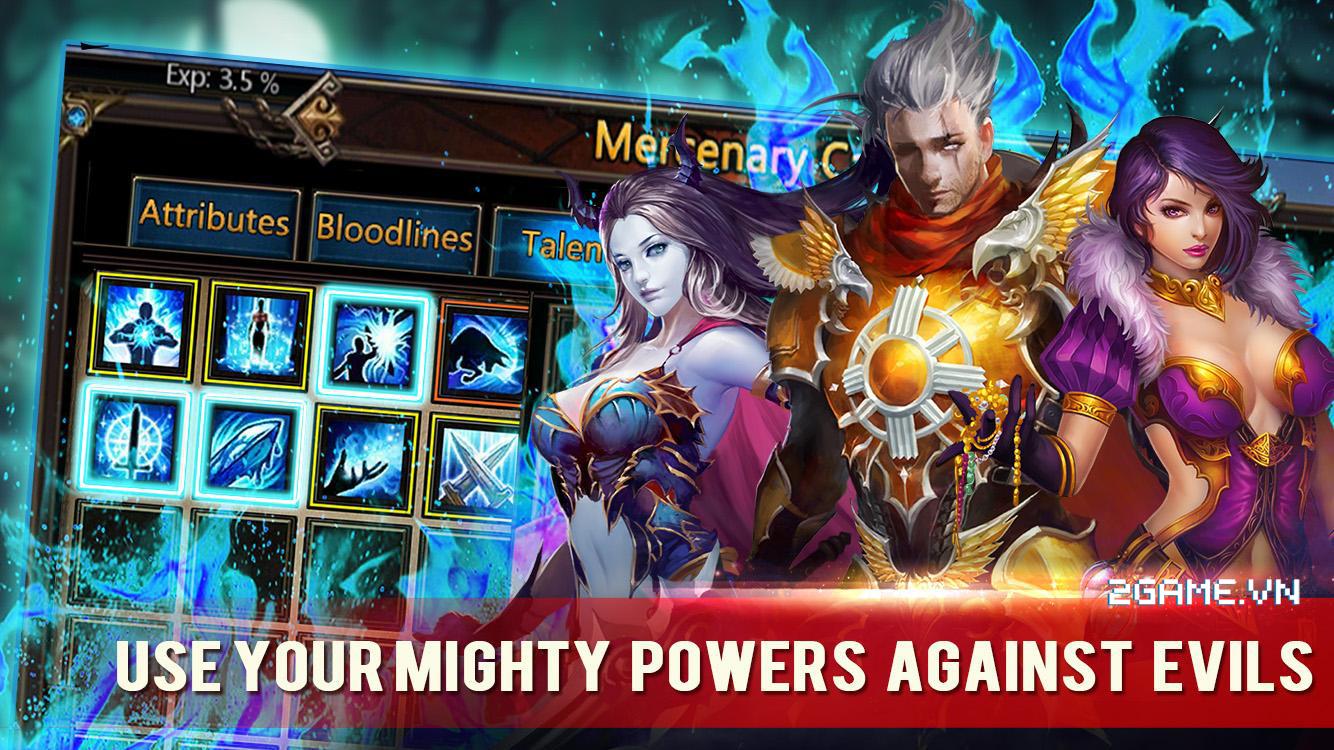 Huyền Thoại Heroes III mobile cập bến Việt Nam 0