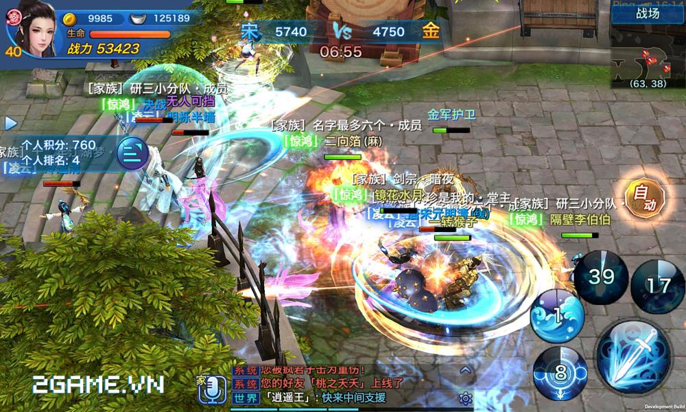 Bộ 3 game Võ Lâm Truyền Kỳ trên mobile của Kingsoft sẽ sớm về Việt Nam 7