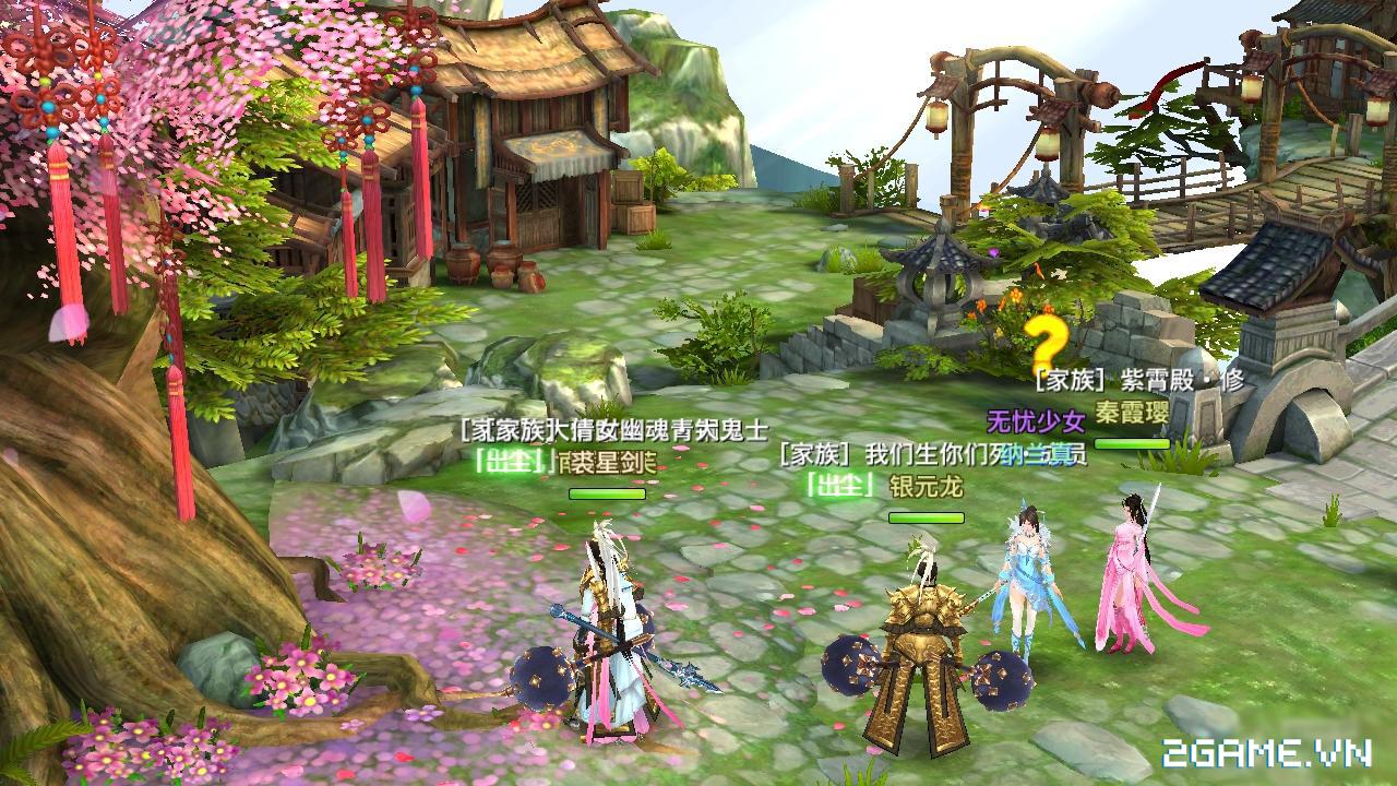 Bộ 3 game Võ Lâm Truyền Kỳ trên mobile của Kingsoft sẽ sớm về Việt Nam 2