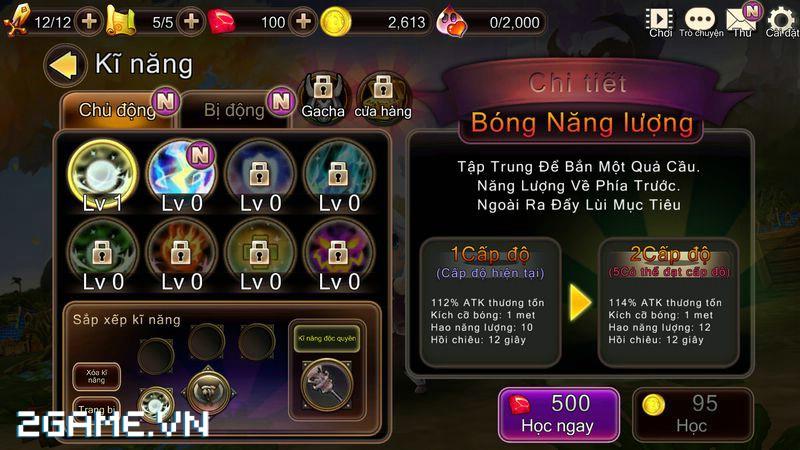 2Game đặt chân vào Dragon Encounter bản Việt hóa 5