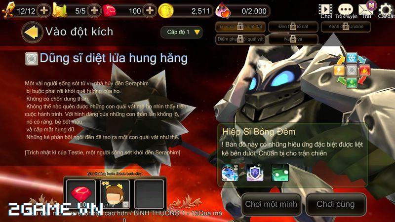 2Game đặt chân vào Dragon Encounter bản Việt hóa 7