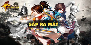 Soha Game hé lộ game mới Họa Giang Hồ