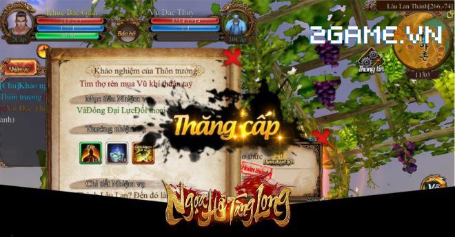 VTC Mobile công bố link tải game Ngọa Hổ Tàng Long 2
