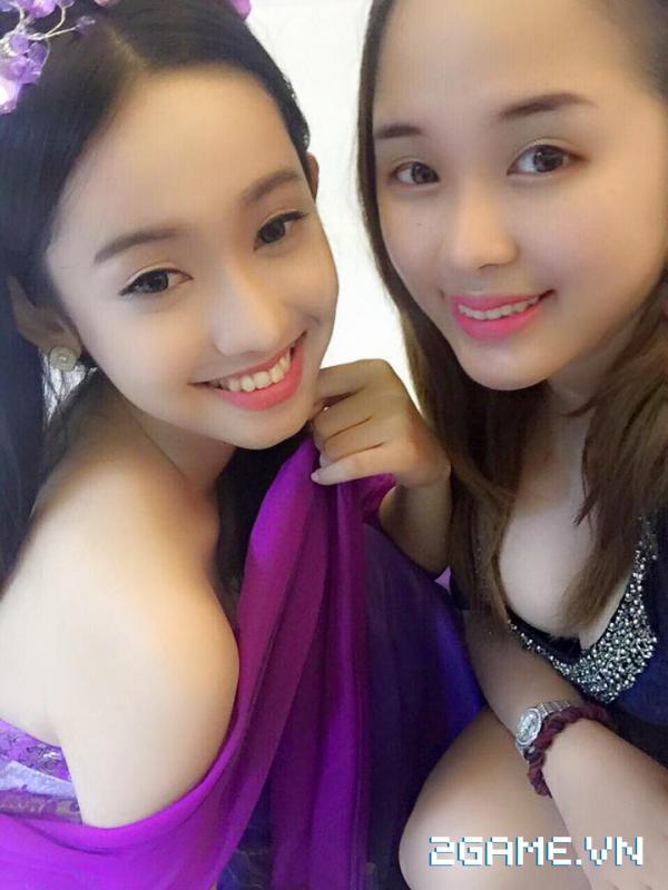 'Cô gái tai tiếng' Thúy Vi tham gia cosplay game Hoa Thiên Cốt 4