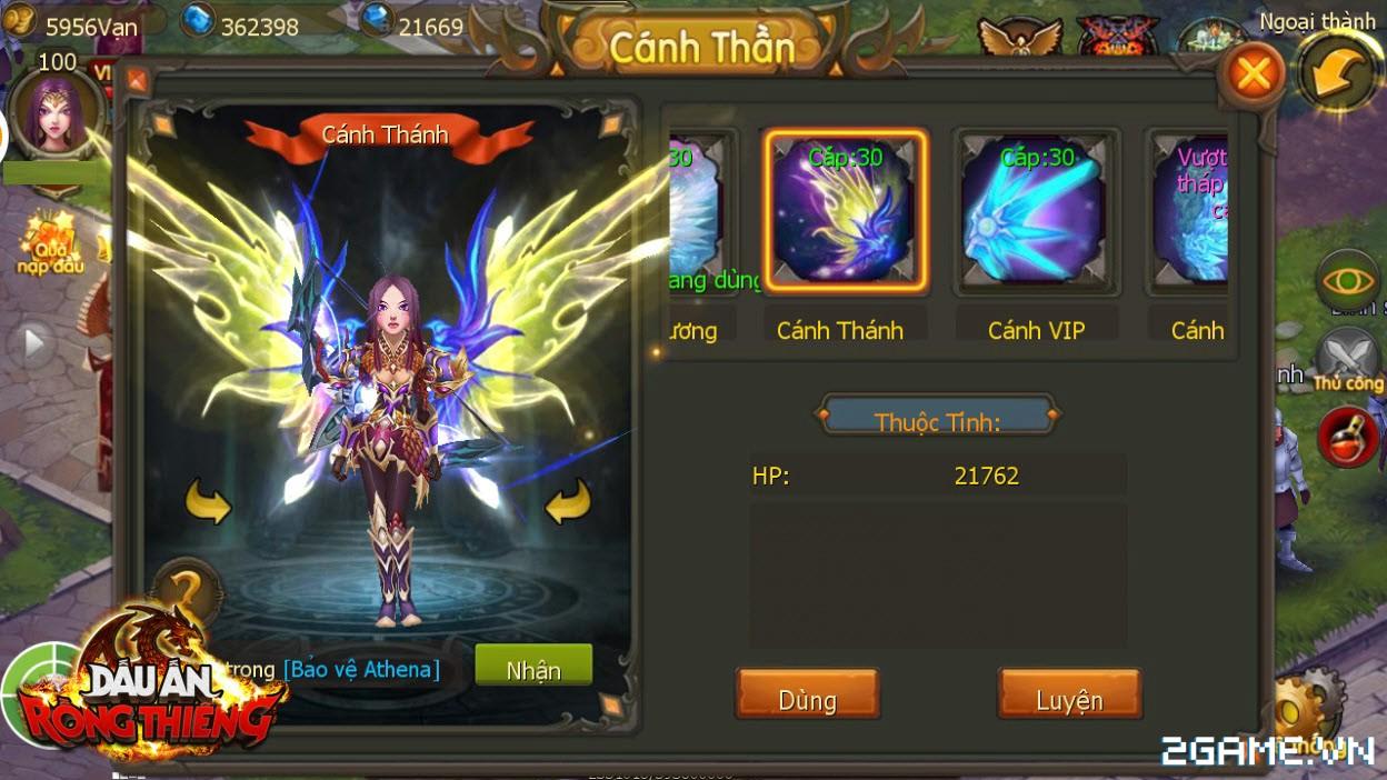 Game Dấu Ấn Rồng Thiêng công bố ảnh Việt hóa, xác nhận chả liên quan đến truyện 3