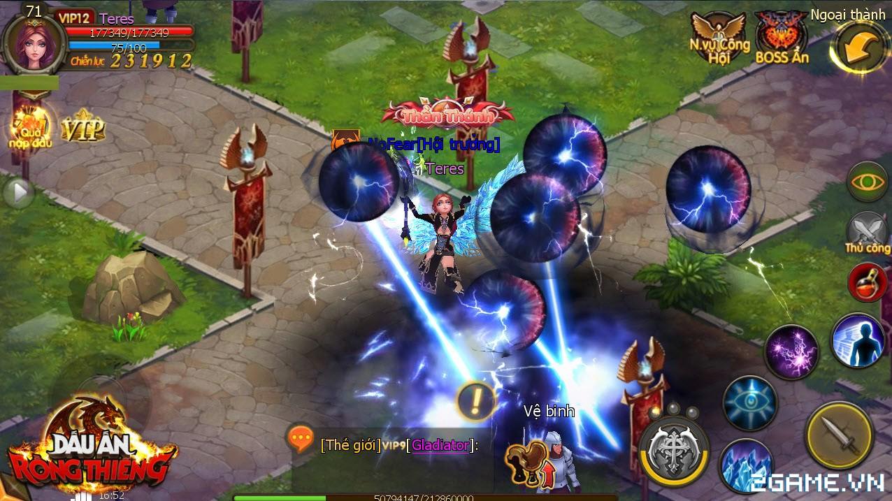 Game Dấu Ấn Rồng Thiêng công bố ảnh Việt hóa, xác nhận chả liên quan đến truyện 4
