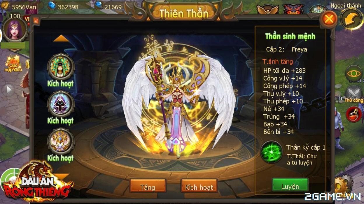 Game Dấu Ấn Rồng Thiêng công bố ảnh Việt hóa, xác nhận chả liên quan đến truyện 6