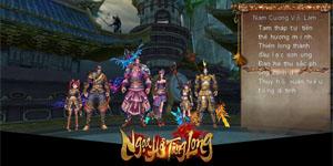 VTC Mobile công bố link tải game Ngọa Hổ Tàng Long