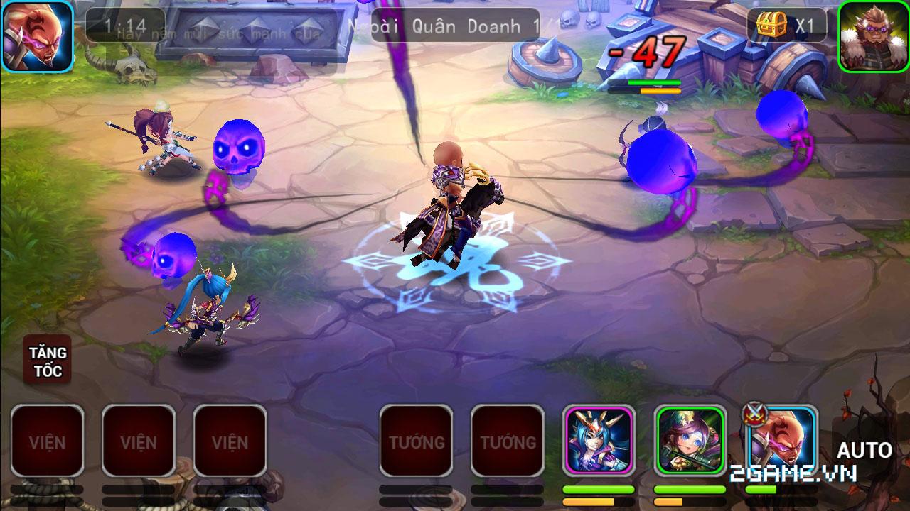 Game thủ Việt yêu đồ họa và lối chơi của X Tam Quốc 1