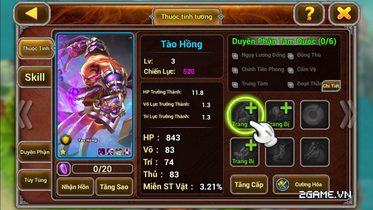 Game thủ Việt yêu đồ họa và lối chơi của X Tam Quốc 3