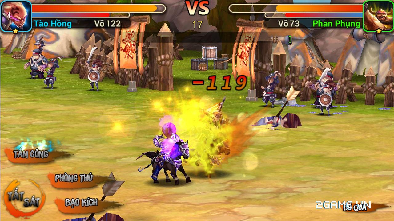 Game thủ Việt yêu đồ họa và lối chơi của X Tam Quốc 4