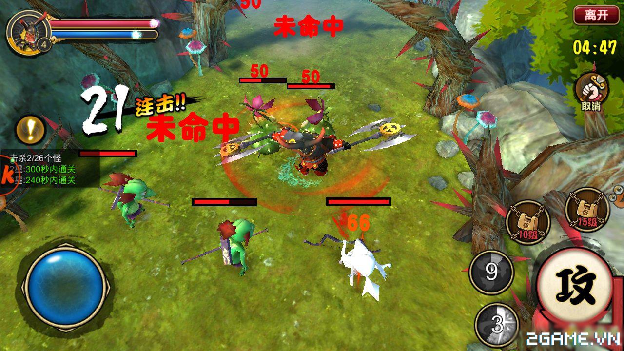 VTC Online ra mắt game Yêu Du Ký 3D 4