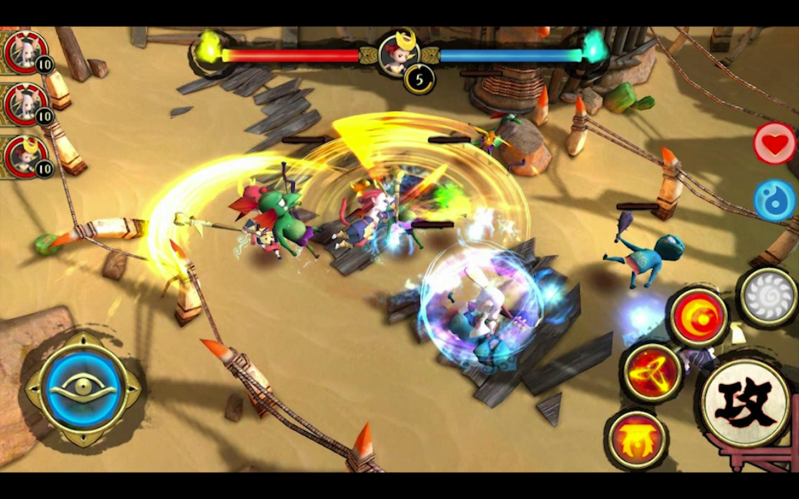 VTC Online ra mắt game Yêu Du Ký 3D 8