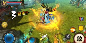 Yêu Du Ký 3D có hình ảnh phong cách Nhật, lối chơi Pk tự do