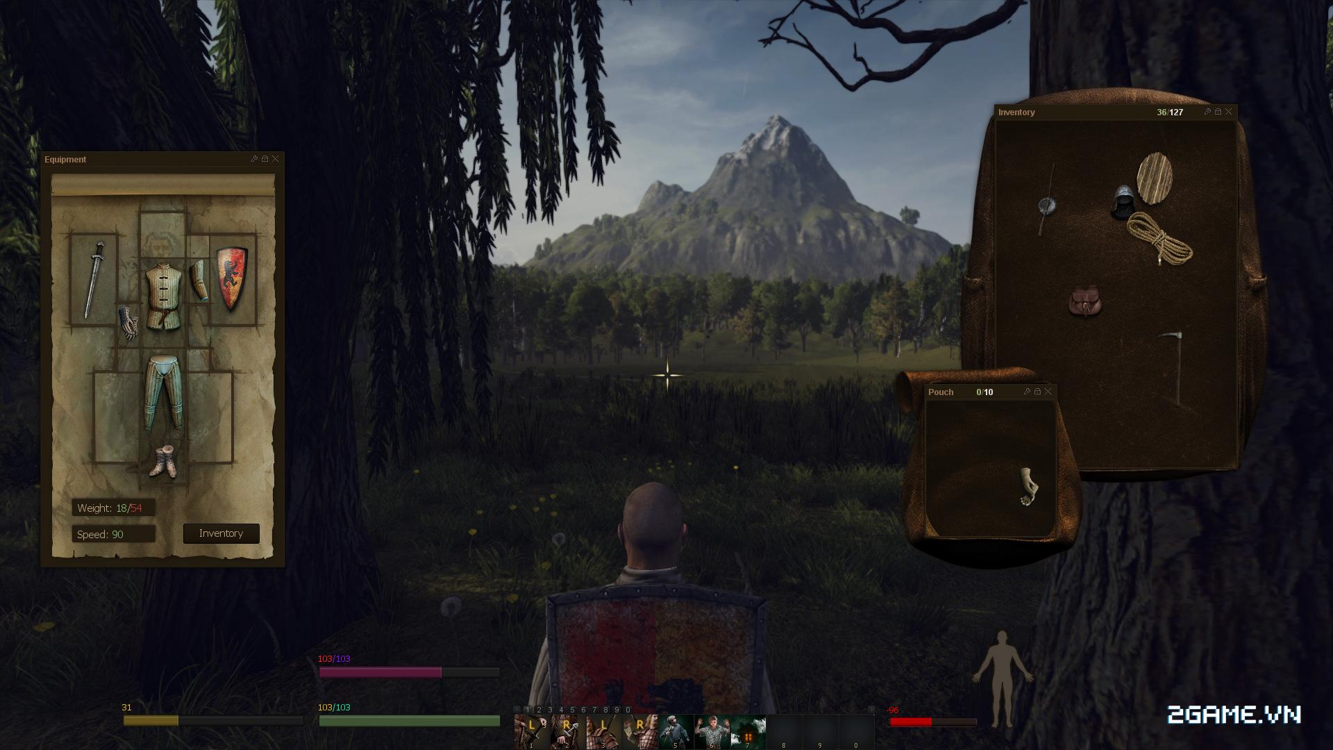 Game dành cho người chán game tàu: Life is Feudal 1