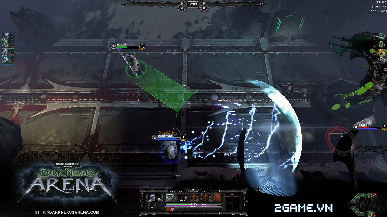 Game dành cho người chán game tàu: Warhammer - Dark Nexus Arena 3