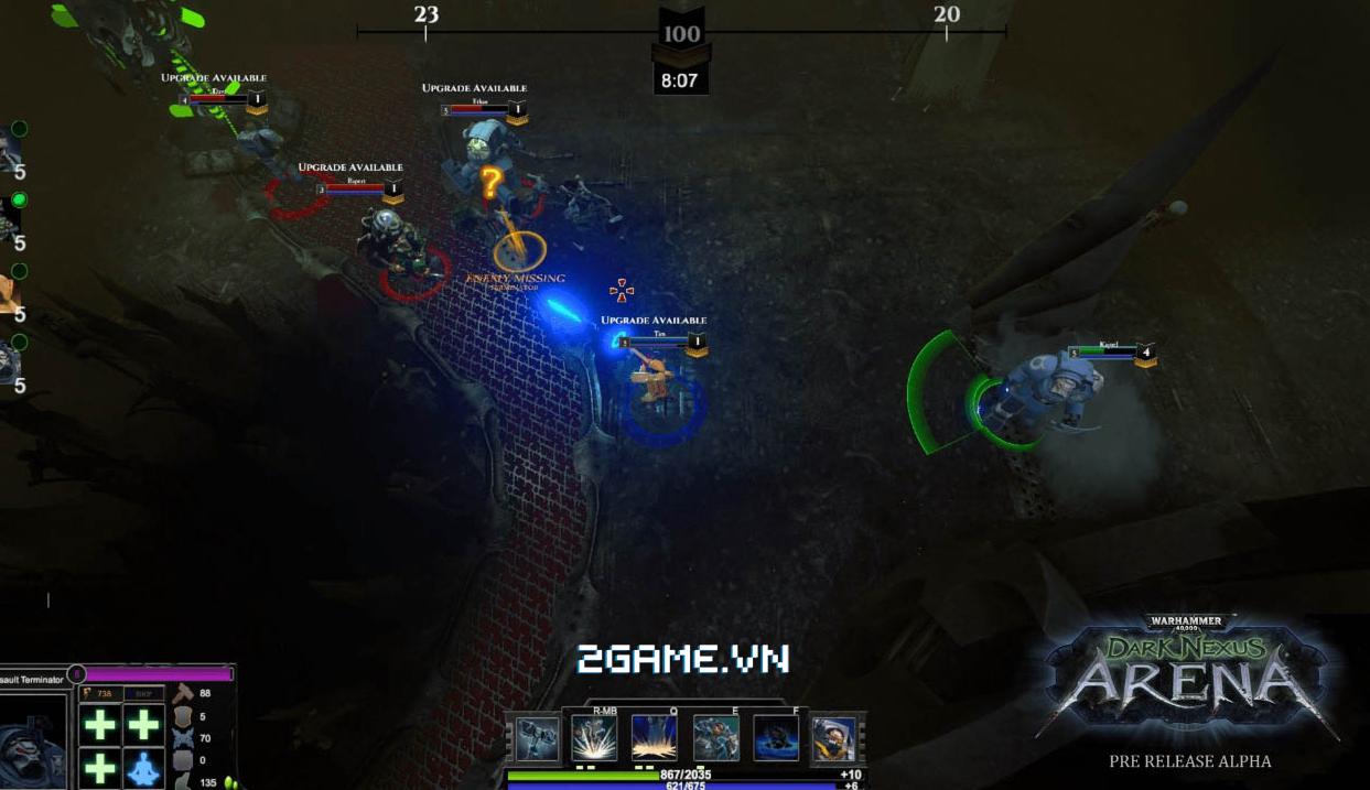 Game dành cho người chán game tàu: Warhammer - Dark Nexus Arena 0