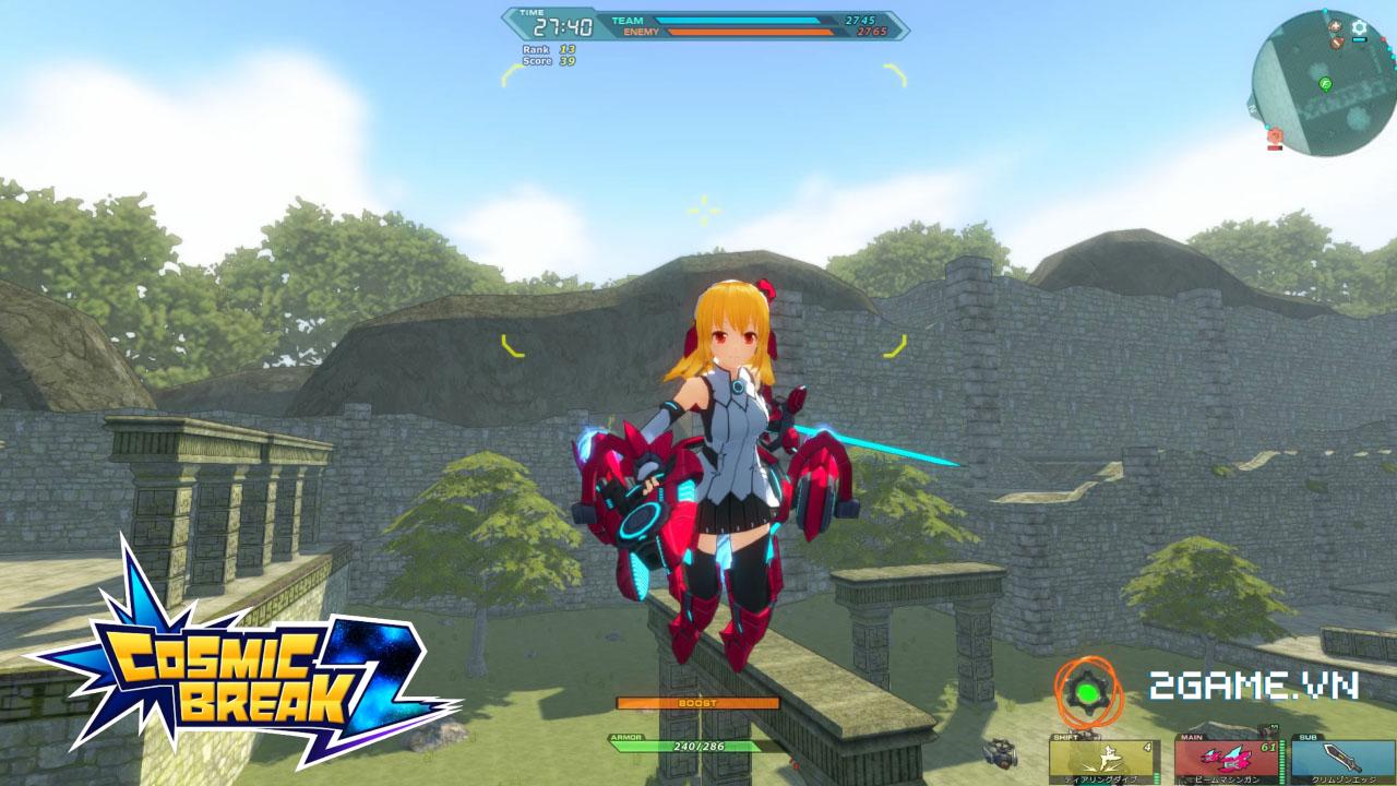 Game dành cho người chán game tàu: Cosmic League 3