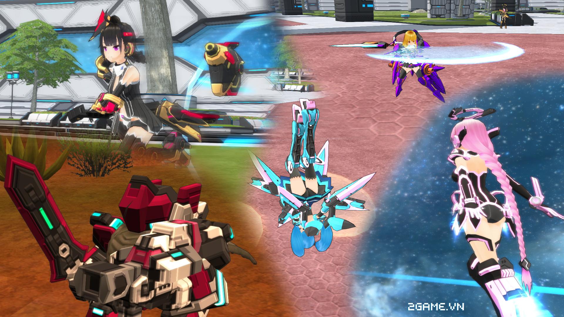 Game dành cho người chán game tàu: Cosmic League 4