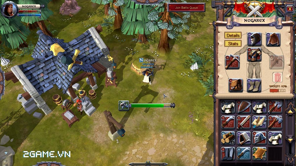 Game dành cho người chán game tàu: Albion Online 1