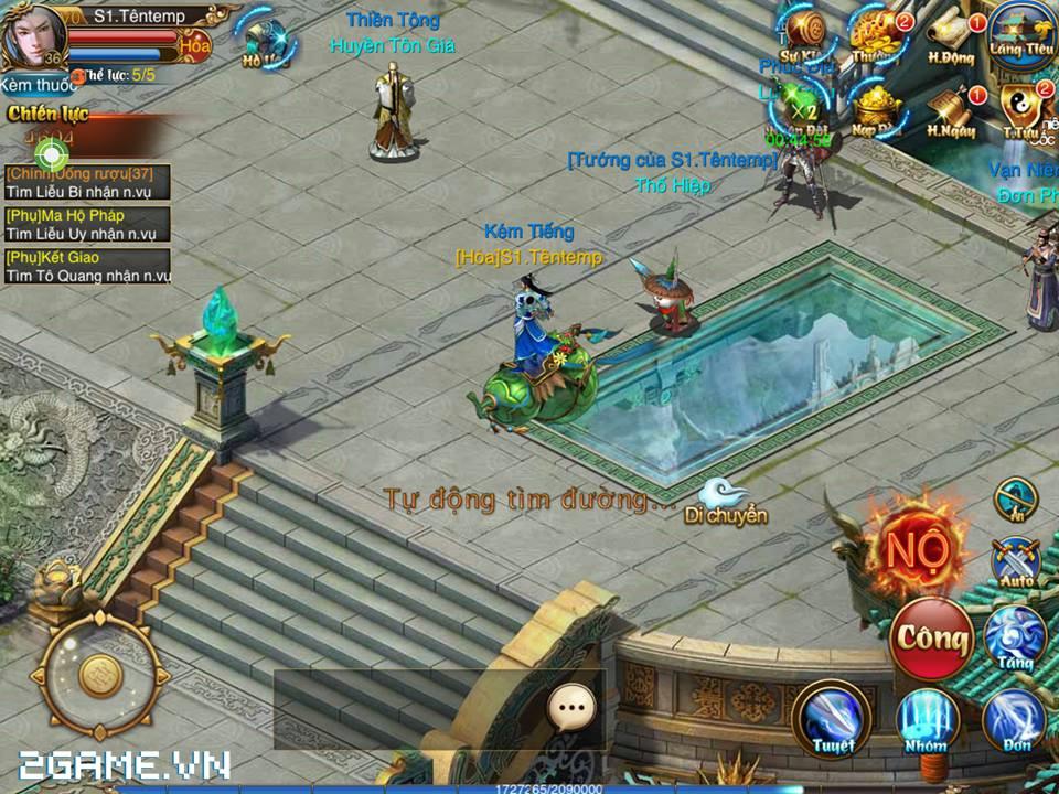 Thì ra Lục Mạch Thần Kiếm mobile chỉ là game cũ Thập Diện Mai Phục 0