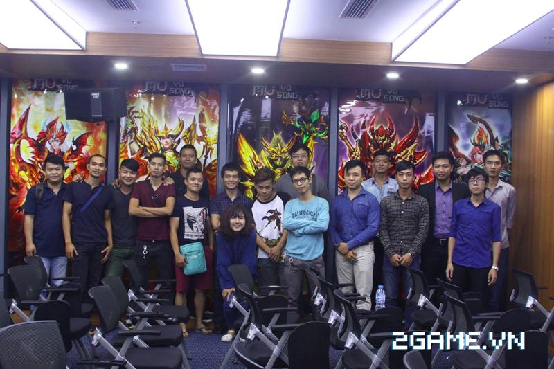 MU Vô Song bí mật tổ chức giải đấu quy mô nhỏ trước thềm ra mắt 2