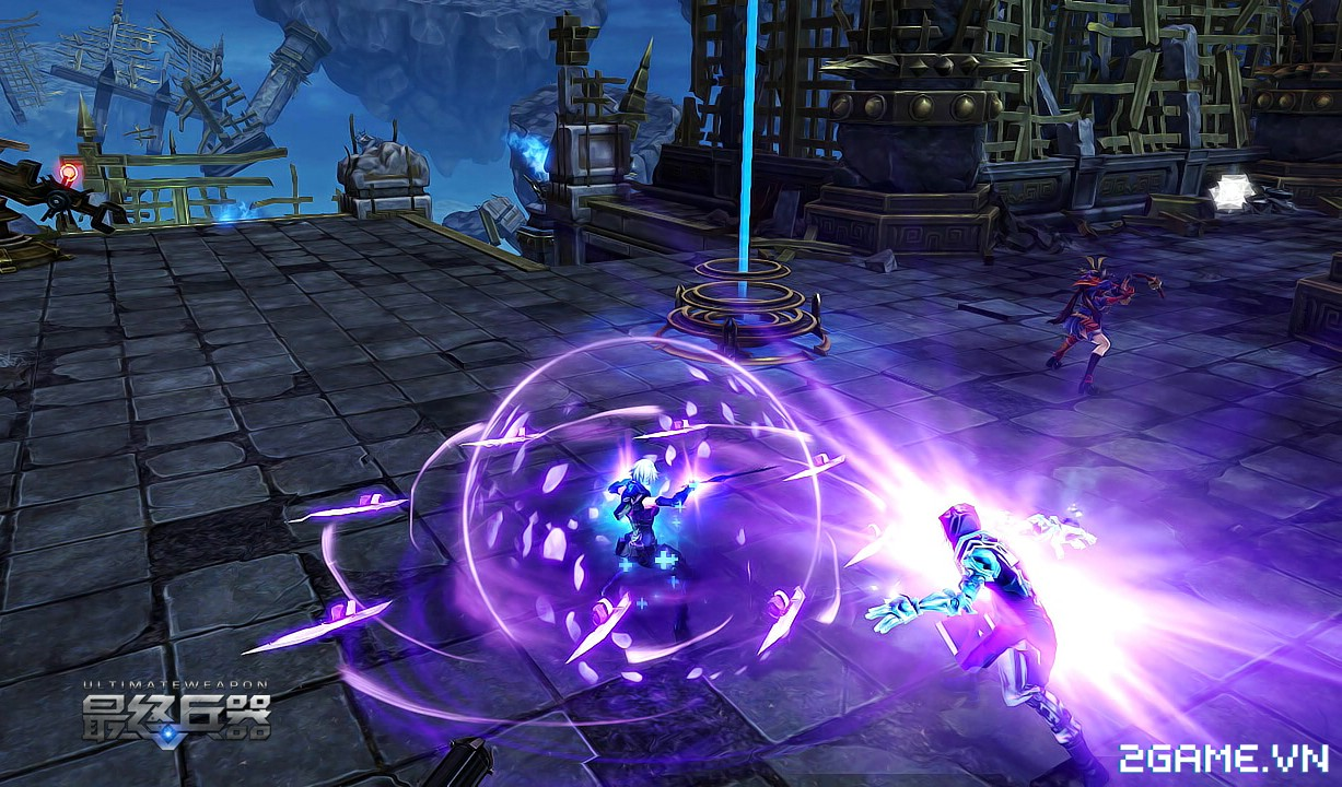 Xuất hiện MOBA mới Ultimate Weapon 1