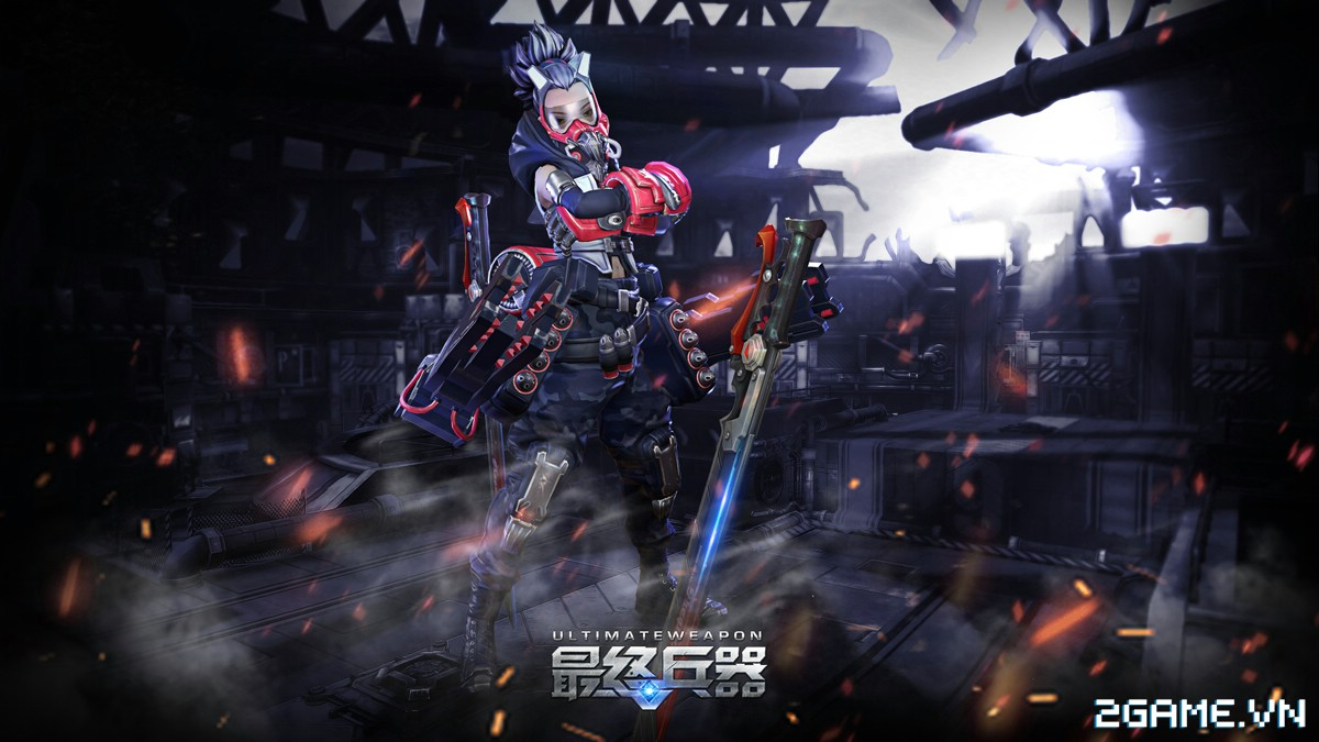 Xuất hiện MOBA mới Ultimate Weapon 6