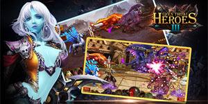 Huyền Thoại Heroes III định ngày mở cửa