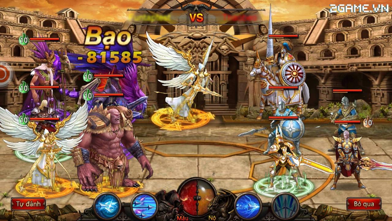 Cận cảnh Huyền Thoại Heroes III bản Việt hóa (Clip HD) 5