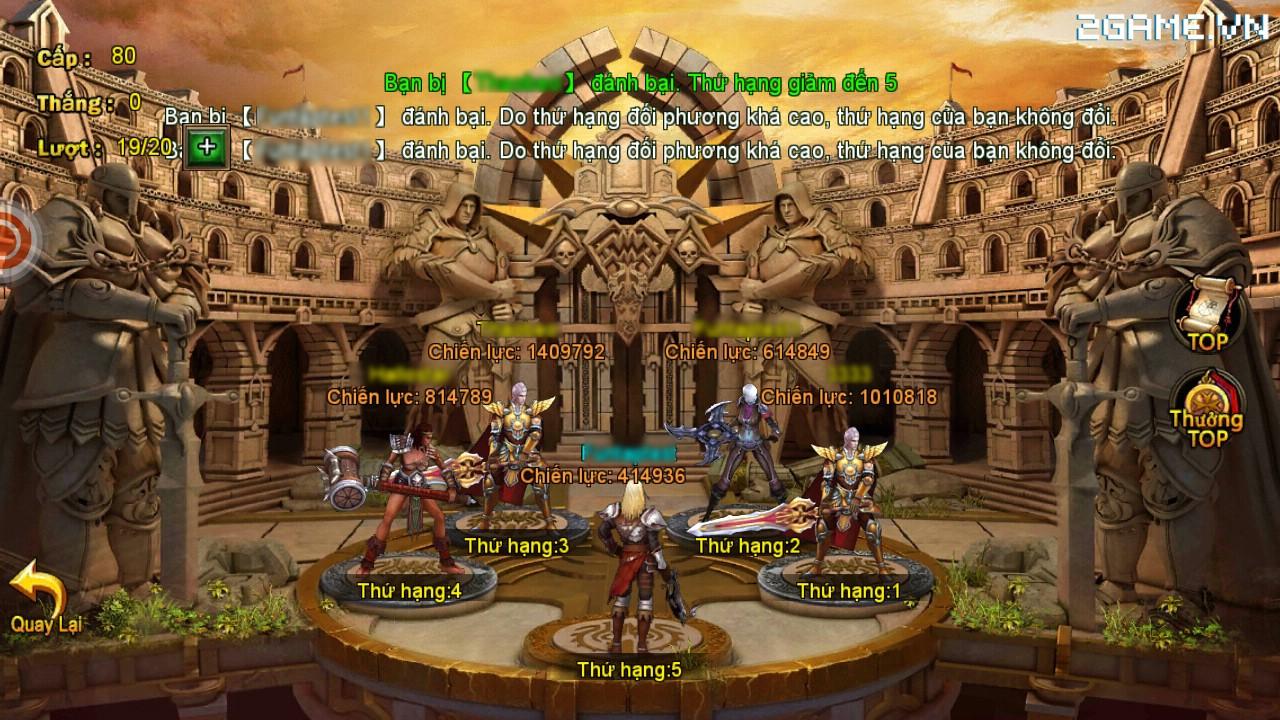 Cận cảnh Huyền Thoại Heroes III bản Việt hóa (Clip HD) 9