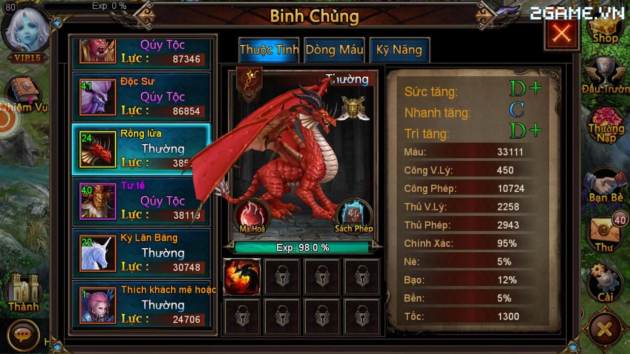 Cận cảnh Huyền Thoại Heroes III bản Việt hóa (Clip HD) 10
