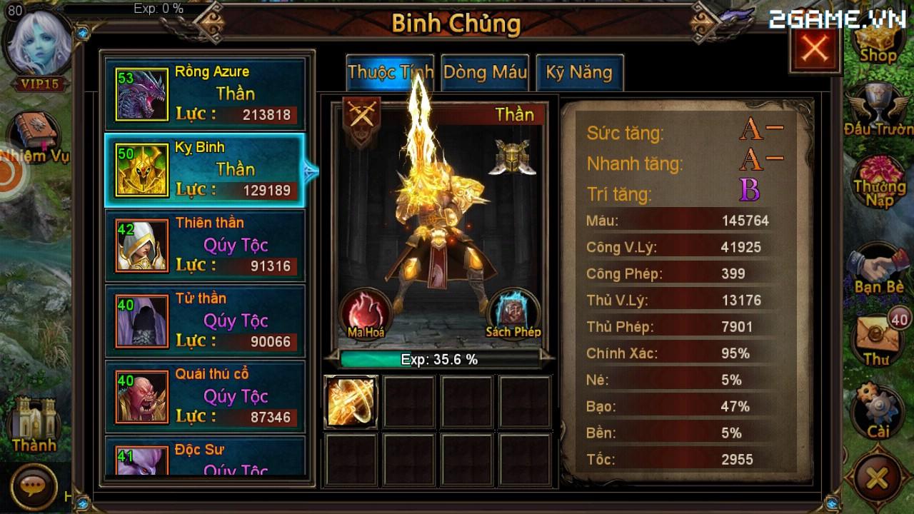 Cận cảnh Huyền Thoại Heroes III bản Việt hóa (Clip HD) 11