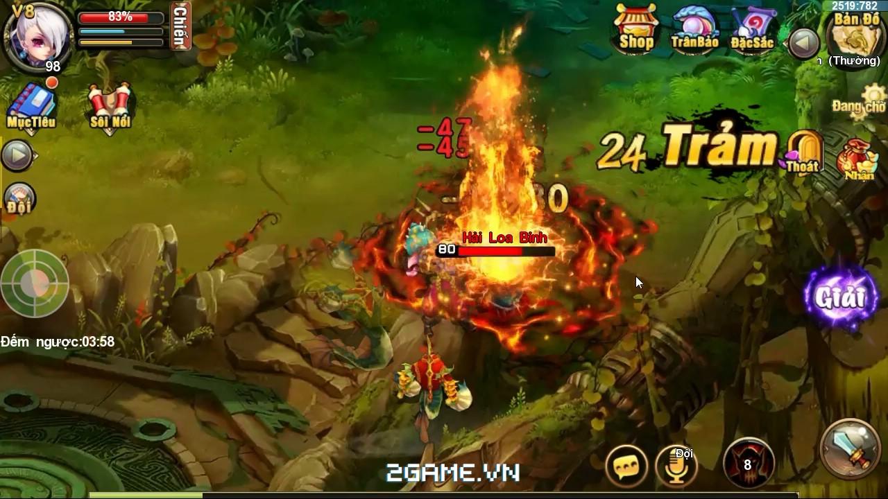 Game Đại Thánh Vương cho người chơi trải nghiệm cảm giác tứ phía đều là địch 1