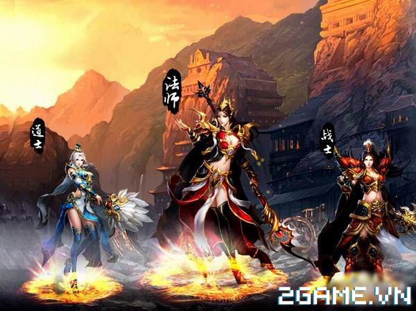 Game mới Chí Tôn Võ Lâm cập bến Việt Nam 3