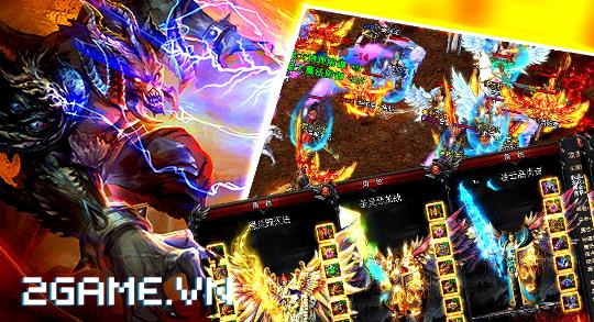 Game mới Chí Tôn Võ Lâm cập bến Việt Nam 5