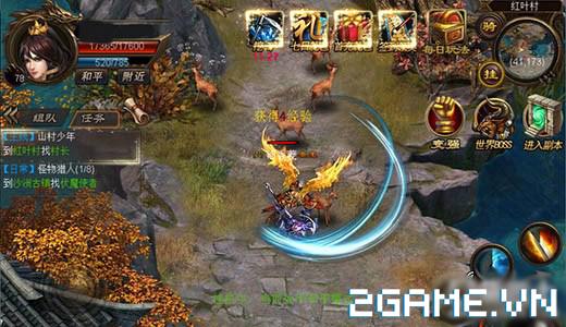Game mới Chí Tôn Võ Lâm cập bến Việt Nam 7