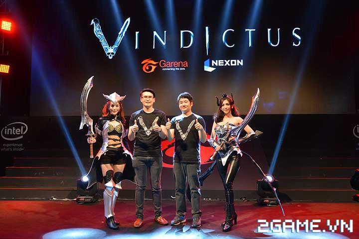 Garena ra mắt game 18+ Vindictus 0
