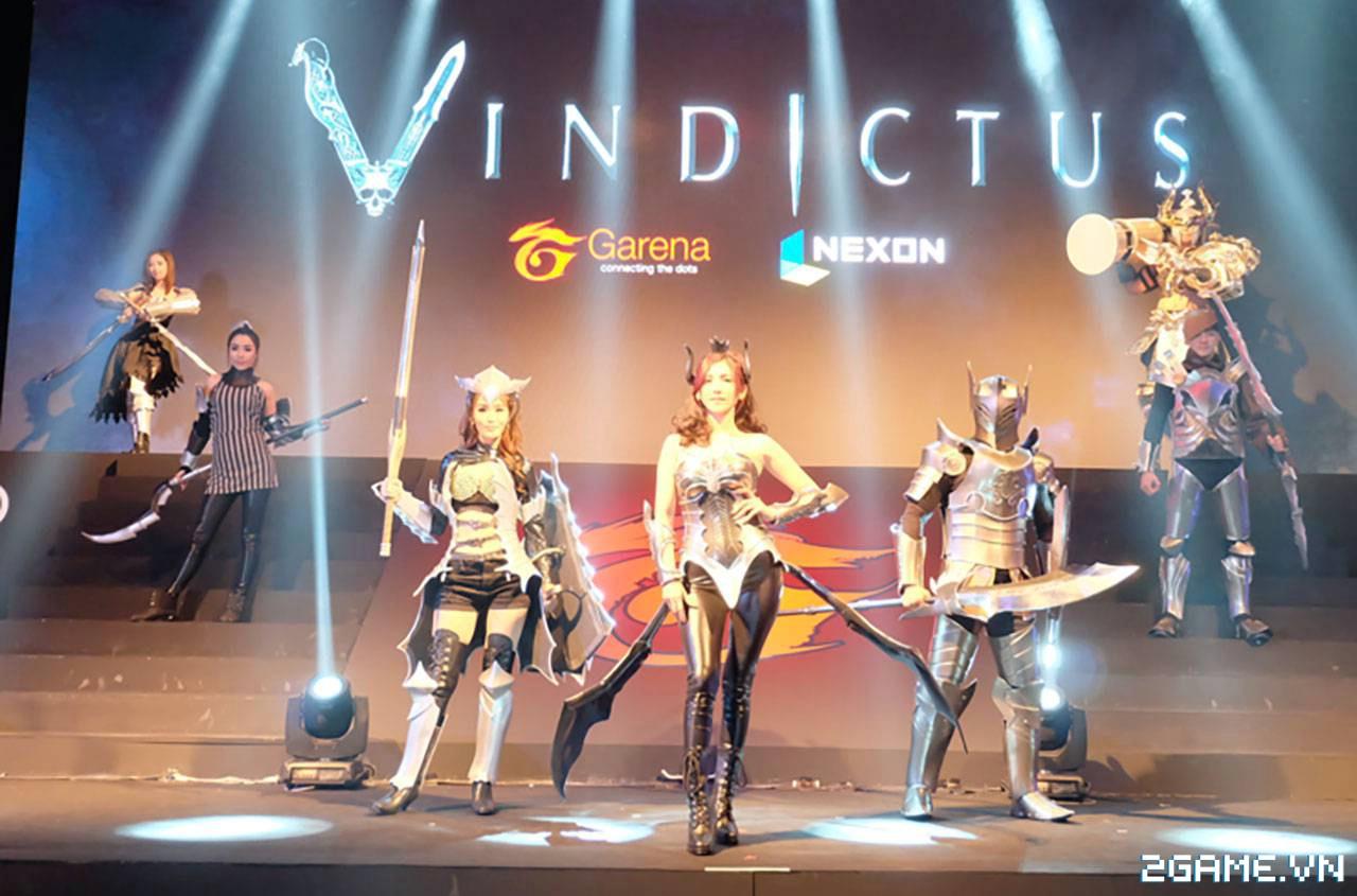 Garena ra mắt game 18+ Vindictus 2