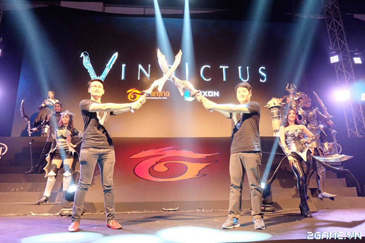 Garena ra mắt game 18+ Vindictus 4