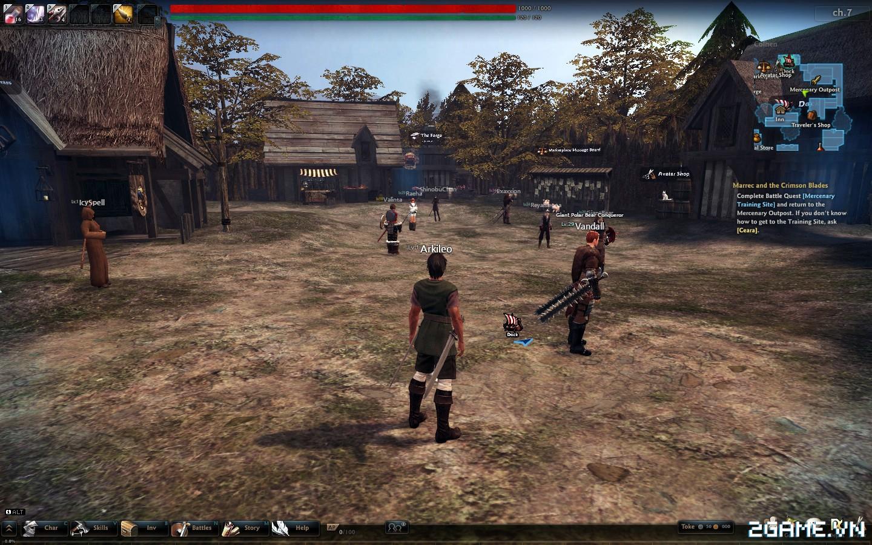 Garena ra mắt game 18+ Vindictus 5
