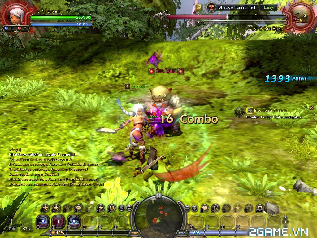 Thử đưa Dragon Nest, C9 Online và Vindictus lên bàn cân! 1