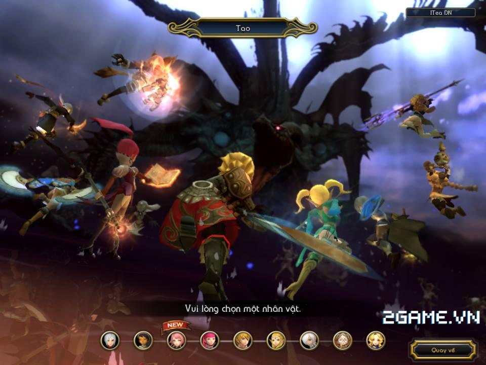 Dragon Nest sẽ là game chất lượng theo tiêu chuẩn quốc tế 2