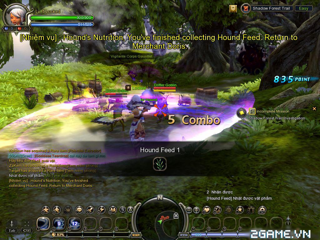 Dragon Nest sẽ là game chất lượng theo tiêu chuẩn quốc tế 0