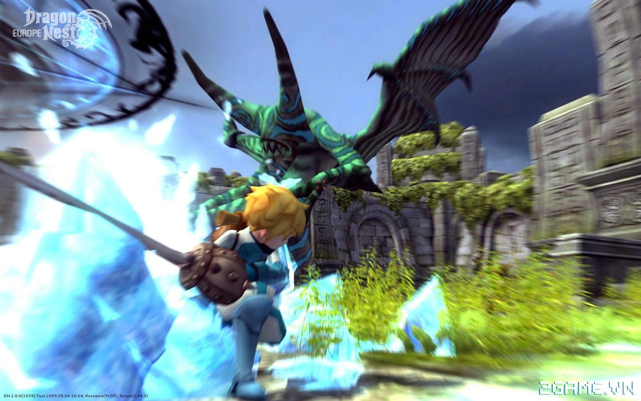 Dragon Nest có tuổi đời 'già' song sức hút vẫn 'trẻ' mãi theo thời gian 9