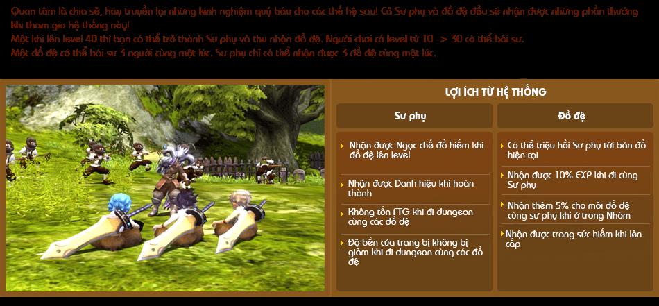 Các hoạt động vui nhộn trong Dragon Nest 6
